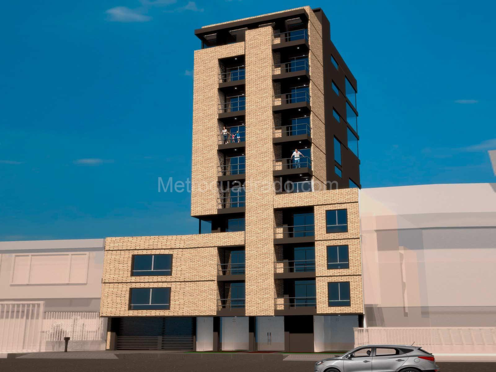 Apartamentos nuevos en Campin occidental, Torre de la Merced